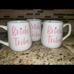 Other - Bridal Party Mugs-set of 3